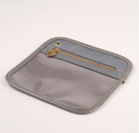 Blakely Clear Organization Pouch-Sm