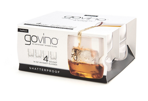 Govino 14oz Whiskey Glass