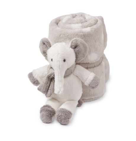 Elephant Blanket Buddy