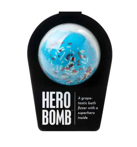 Hero Bomb Bath Fizzer