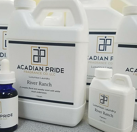 Acadian Pride Luxurious Laundry - River Ranch