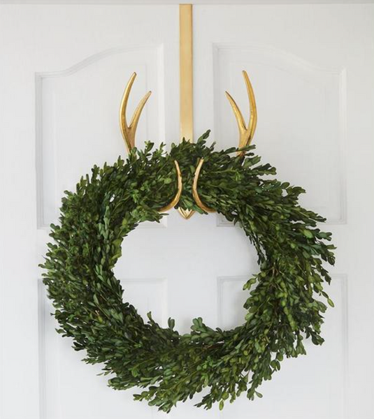 Lodge Wreath Hanger