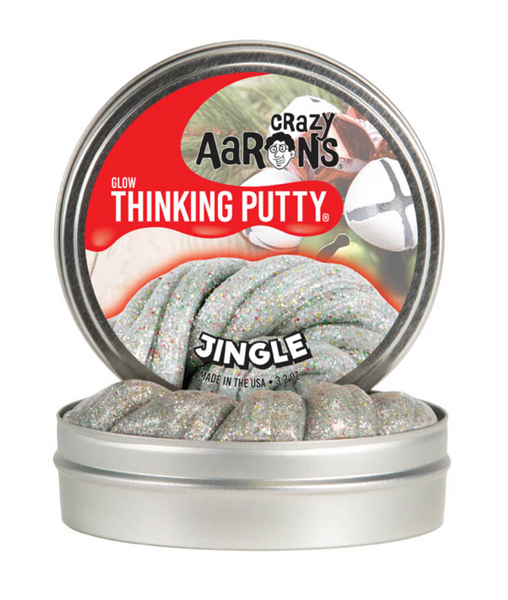 Crazy Aaron's Holiday Putty - Jingle