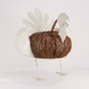 Antique Cream Turkey Set