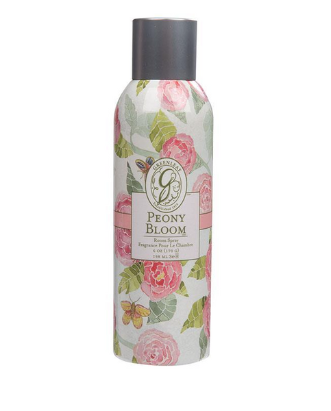 Greenleaf Room Spray-Peony Bloom