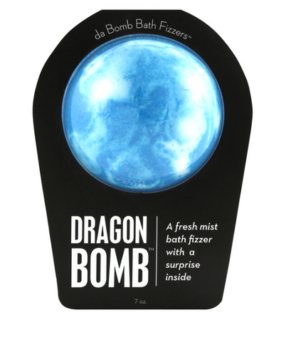 Dragon Bomb Bath Fizzer