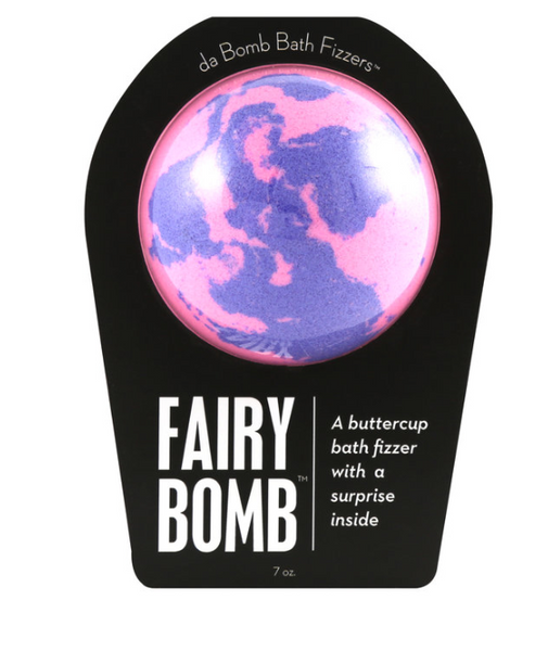 Fairy Bomb Bath Fizzer