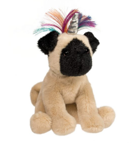 Pugicorn Cuddle Toy