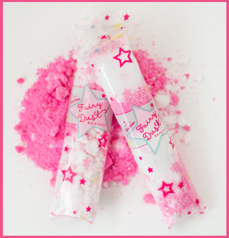 Fairy Dust Fizz Pops