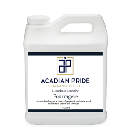 Acadian Pride Luxurious Laundry - Fourragere