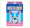 French Bull Dog Phone Ring