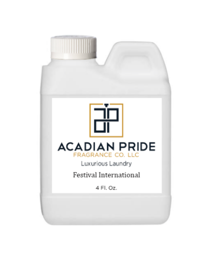 Acadian Pride Luxurious Laundry - Festival International