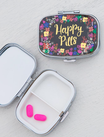 Happy Pills Box