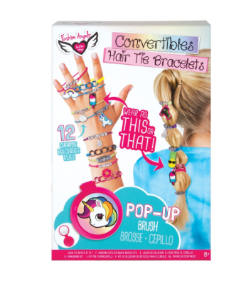 Convertibles Hair Tie Bracelet Kit