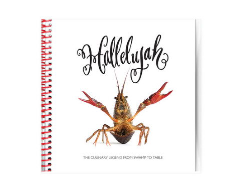 Hallelujah Crawfish Cookbook