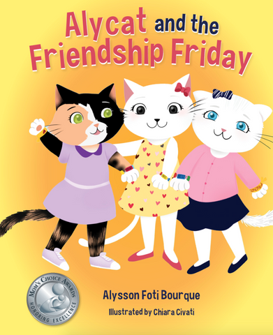 Alycat & The Friendship Friday Book