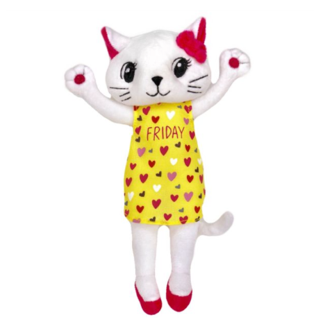 Alycat & The Friendship Friday Plush