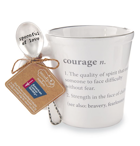 Courage Definition Mug