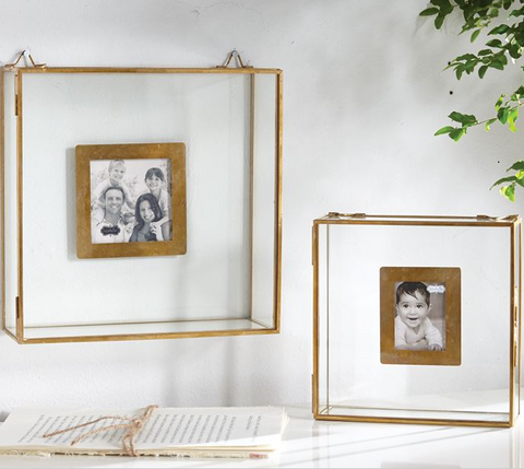 Glass Shadow Box Frame Set