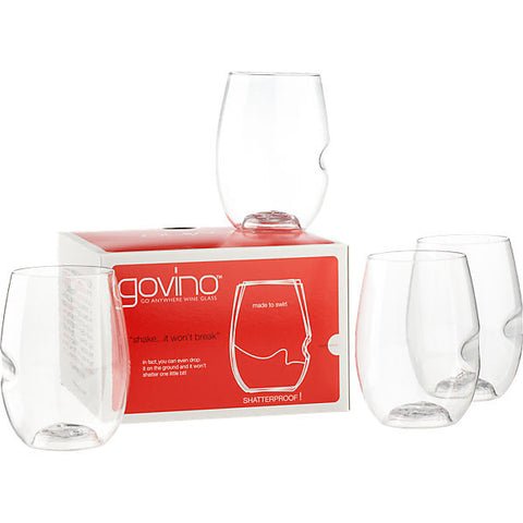 Govino 16oz Wine Glasses (set of 4)