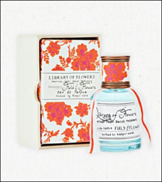 Library of Flowers - Field & Flowers Eau de Parfume