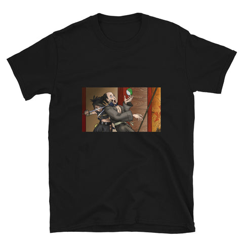 Ninja Assassin shirt, Tenchu inspired design
