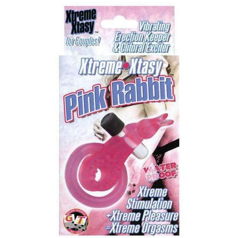 Xtreme Xtasy Rabbit - Pink,Couples,Top Sex Store