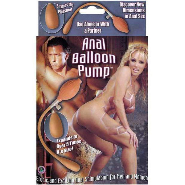 Anal Balloon Pump - Inflatable,Probes,Top Sex Store