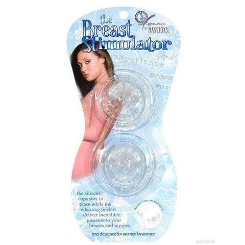 The Breast Stimulator - Clear,Breast ticklers,Top Sex Store