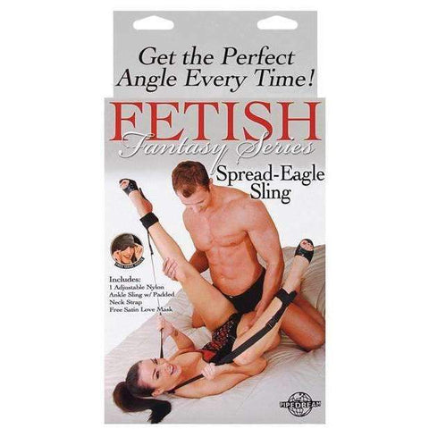 Fetish Fantasy Series Spread Eagle Sling,Positionary aids,Top Sex Store