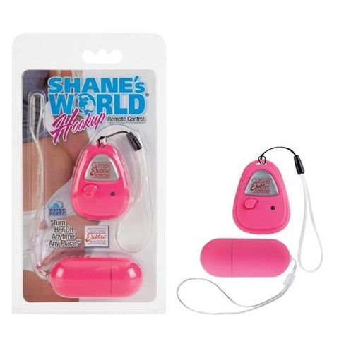 Shanes World Hook Up Remote Control - Pink