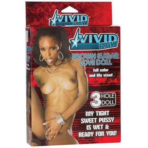 Vivid Raw Brown Sugar Love Doll,Dolls - lifelike,Top Sex Store