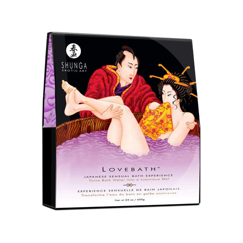 Lovebath - Sensual Lotus - 23 Oz.,Bath salts,Top Sex Store