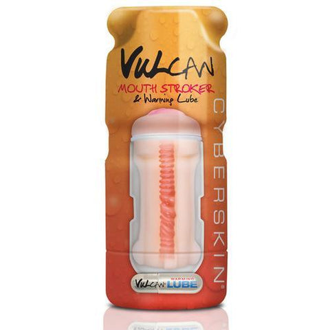 Vulcan Mouth Stroker w/Warming Lube