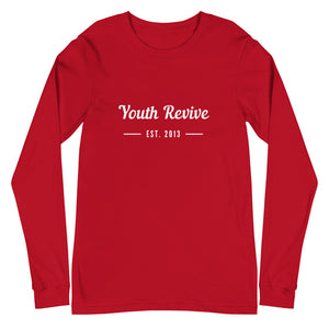 Established Long Sleeve Tee - Youth Revive Apparel
