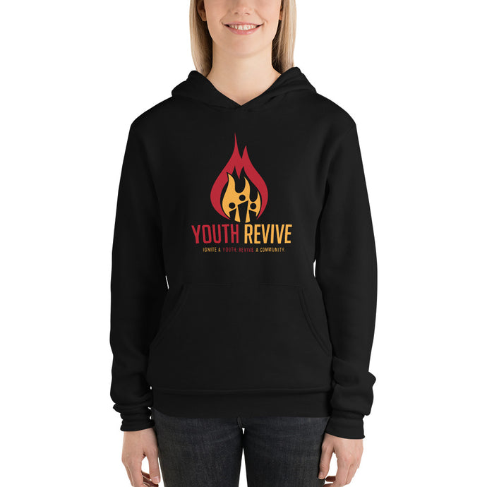 Youth Revive Logo Hoodie - Youth Revive Apparel
