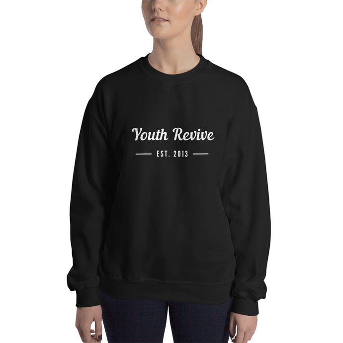 Established Sweatshirt - Youth Revive Apparel