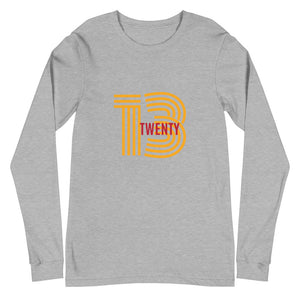 Twenty 13 Long Sleeve Tee - Youth Revive Apparel
