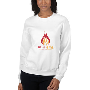 Youth Revive Logo Sweatshirt - Youth Revive Apparel