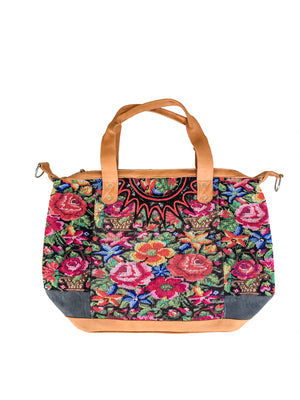 Camila Huipil Convertible Bag - 10104