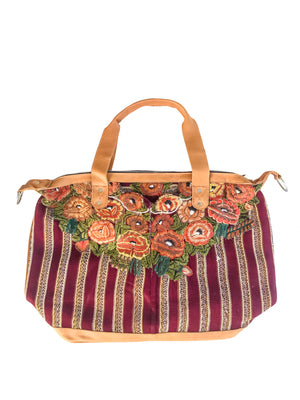 Lucia Huipil Convertible Bag - 10306
