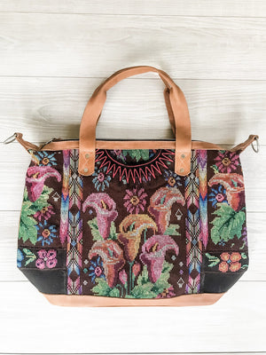 Camila Huipil Convertible Bag - 10102