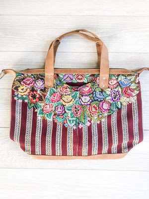 Huipil Convertible Bag