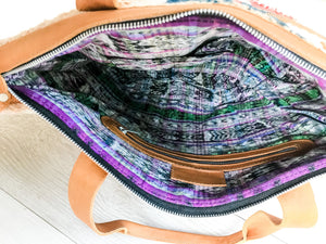 Izel Guatemalan Convertible Wool Bag - 10601