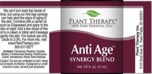 Anti Age Synergy Essential Oil - Essential Oil