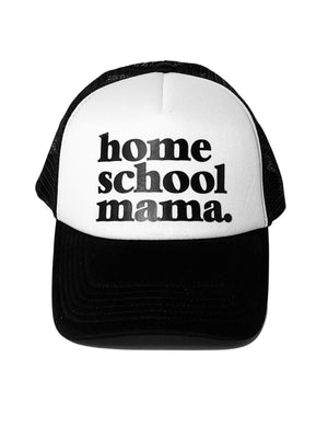 Homeschool Mama Trucker Hat