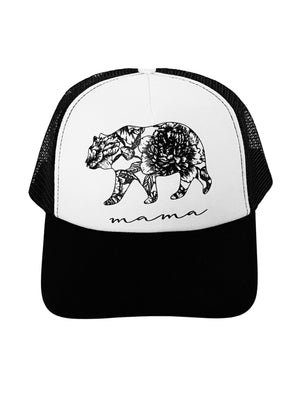 Trucker Hat Mama Bear