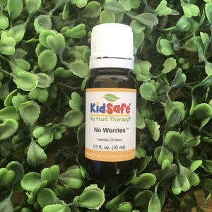 No Worries KidSafe Essential Oil Blend - Kids Essential Oil