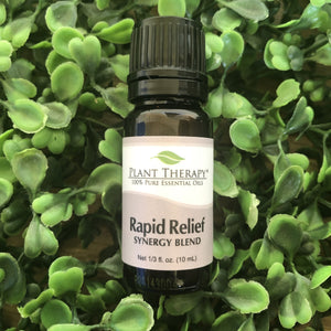 Rapid Relief Synergy Essential Oil - Essential Oil