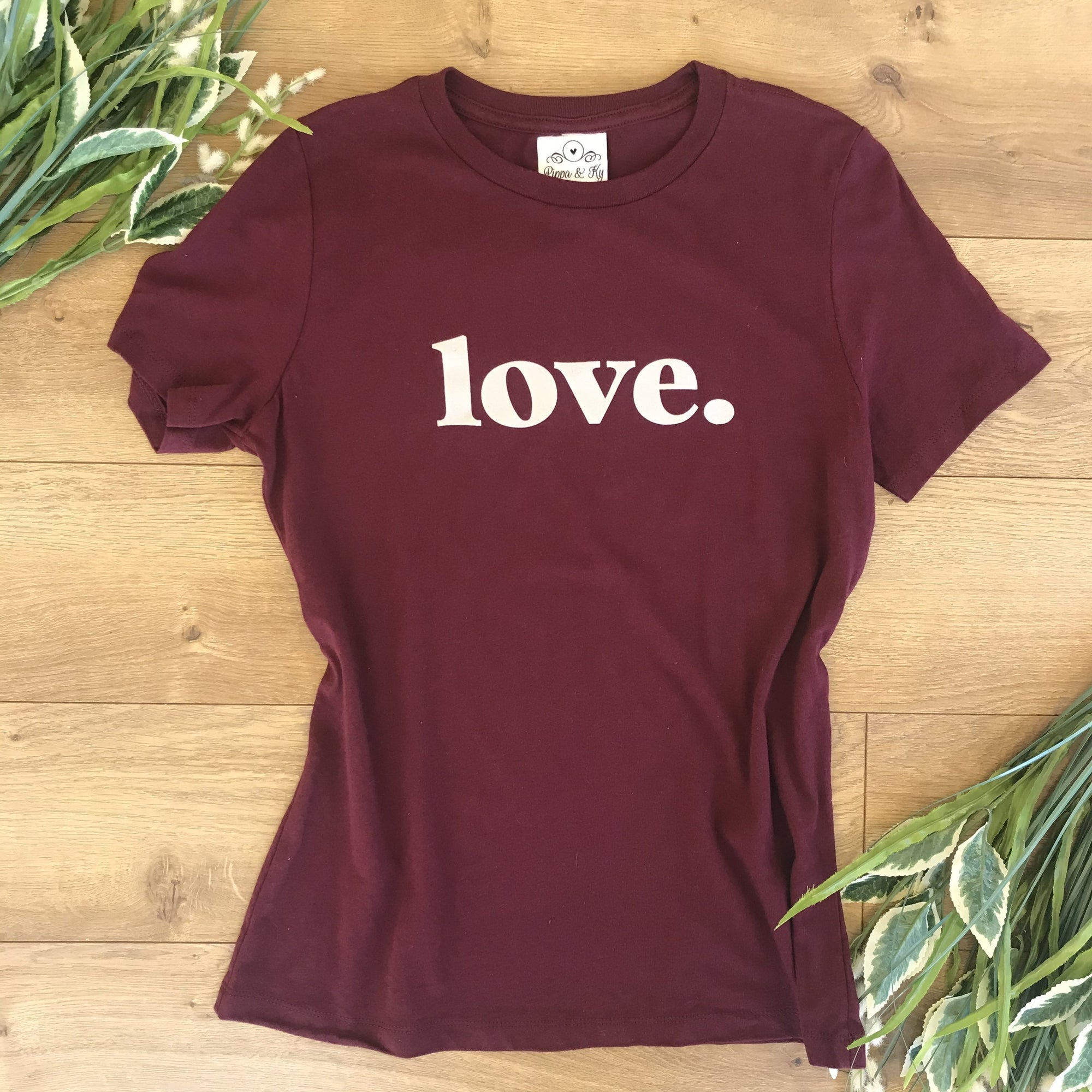 Loungewear T-Shirt Love